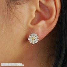 237170 - <SL179-S> [品切れ間近】【クリップ型]菊の花の香りピアス