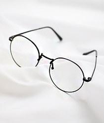 238006 - <FI031-BD09>シルエットラウンドファッションのメガネ