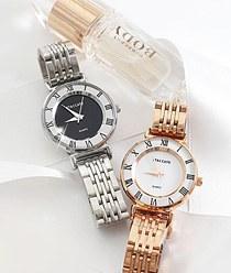 238363 - <WC078-BD10>インボルブ金属時計