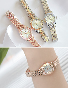 1043547 - <WC087-BE13>フランス金属時計