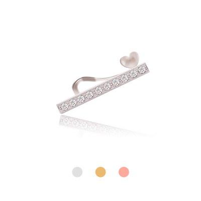 1044235 - <EC122_CE11> 【バラ売り]ハートポイントスティック続いカーフ