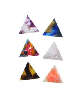 1044807 - <ER1090_GB06~10>三角パタンピアス