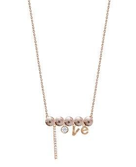 1044932 - <NE348_IF08>幸せな真珠ネックレス