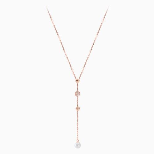 1045632 - <NE407_BC16>真珠ソルトのネックレス