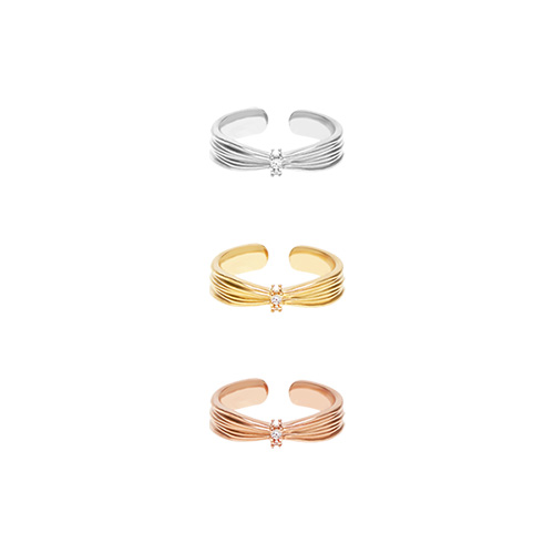 1047497 - <RI840_AB01> ロブリー·キュビック·指輪