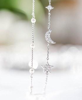 1047973 - スカーレット真珠ブレスレット