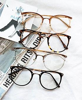 1048401 - <FI162_CA00>今日シンプルメガネ