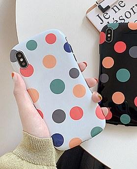 1048547 - 虹ドットのiPhoneケース