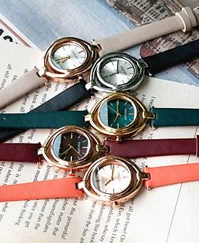 1048551 - <WC127_BE10>ツリン革時計