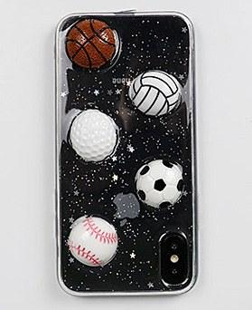 1048750 - <FI254_DM>スポーツボールのiPhoneの互換性ケース