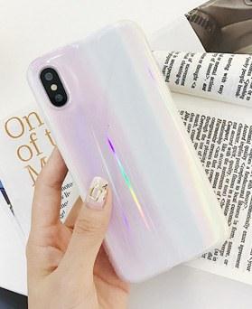 1048858 - ソフト有光ホログラムiPhoneの互換性のあるケース