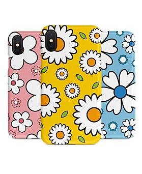 1048949 - <IP0029>カラー花iPhoneの互換性のあるケース
