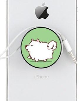 1049142 - <GR046>毎日の動物のイラストグリップフリック