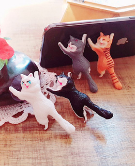 1049203 - かわいい猫スタンド